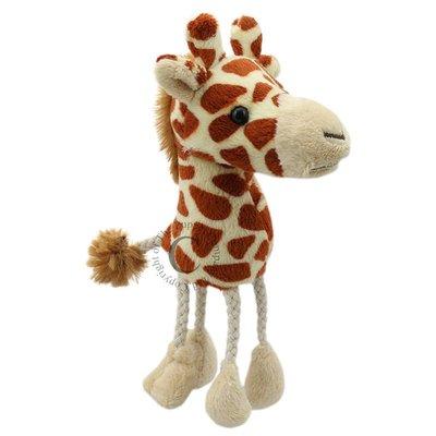 The Puppet Company Finger Puppet - Plush Giraffe