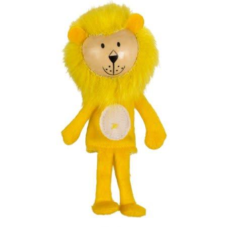 Fiesta Crafts Finger Puppet - Lion