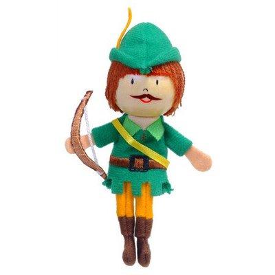 Fiesta Crafts Finger Puppet - Robin Hood