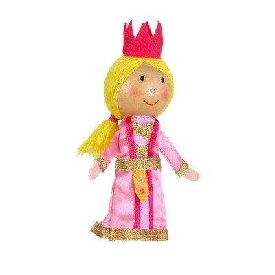 Fiesta Crafts Finger Puppet - Princess