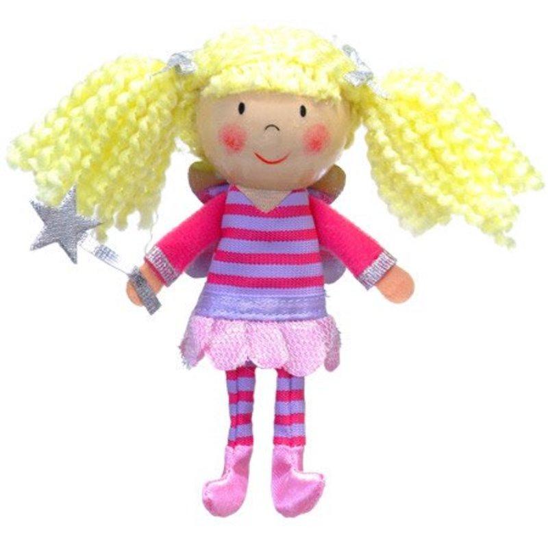 Fiesta Crafts Finger Puppet - Fairy