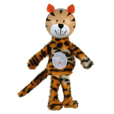 Fiesta Crafts Finger Puppet - Tiger