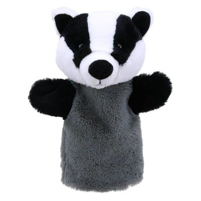 The Puppet Company Animal Puppet Buddies - Badger