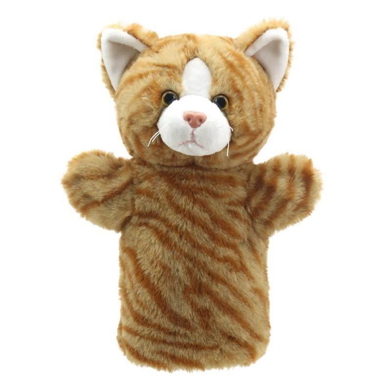 The Puppet Company Animal Puppet Buddies - Cat ( Ginger )