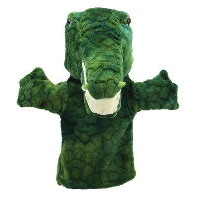 The Puppet Company Animal Puppet Buddies - Crocodile