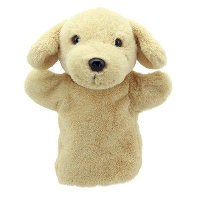 The Puppet Company Animal Puppet Buddies - Labrador ( Yellow )
