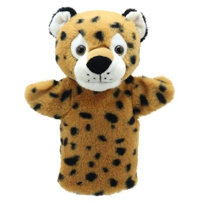 The Puppet Company Animal Puppet Buddies - Leopard