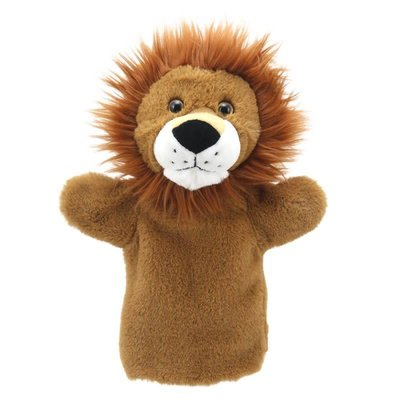 The Puppet Company Animal Puppet Buddies - Lion