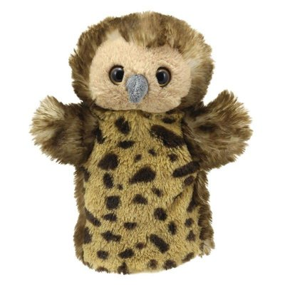 The Puppet Company Animal Puppet Buddies - Owl
