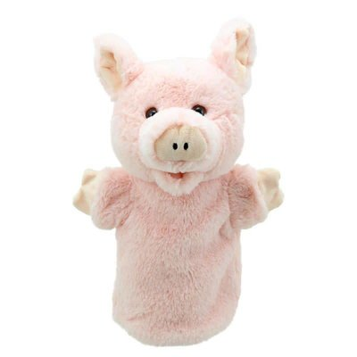 The Puppet Company Animal Puppet Buddies - Pig
