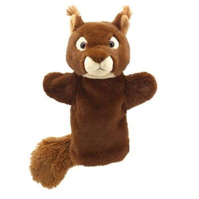 The Puppet Company Animal Puppet Buddies - Squirrel