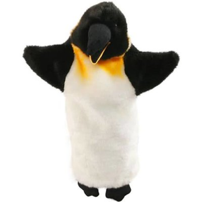The Puppet Company Long Sleeved Puppet - Penguin