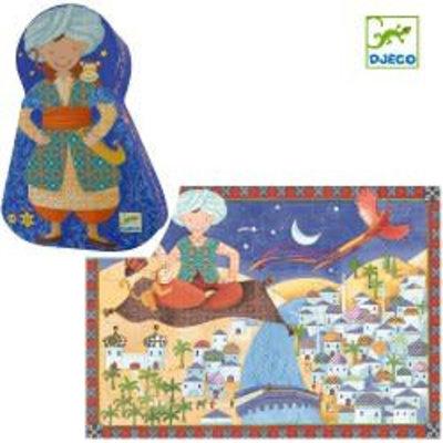 Djeco Ali the Magnificent Puzzle - (36pcs)
