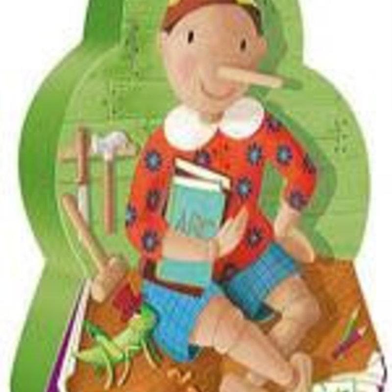 Djeco Pinocchio Puzzle - (50pcs)
