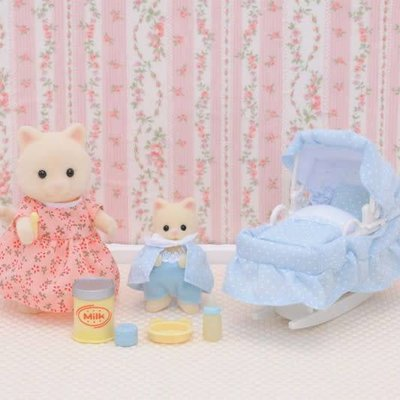 Sylvanian Families Sylvanian Families - The New Arrival