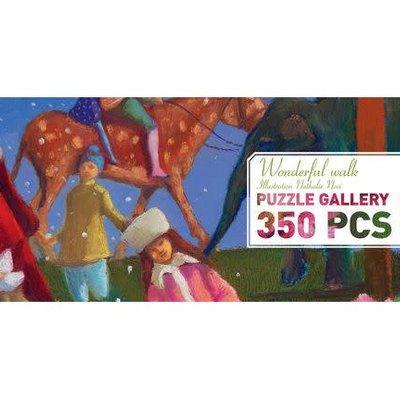 Djeco Wonderful Walk Puzzle - (350pcs)