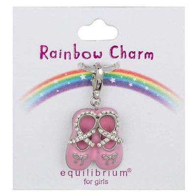 Equilibrium Rainbow Charm - Ballet Shoes