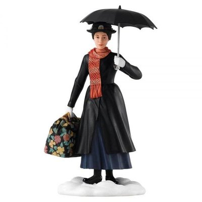 Disney Enchanting Collection Disney - Mary Poppins - Practically Perfect Figure
