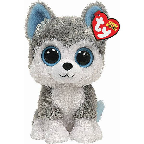 Ty Beanie Boo - Slush the Huskey