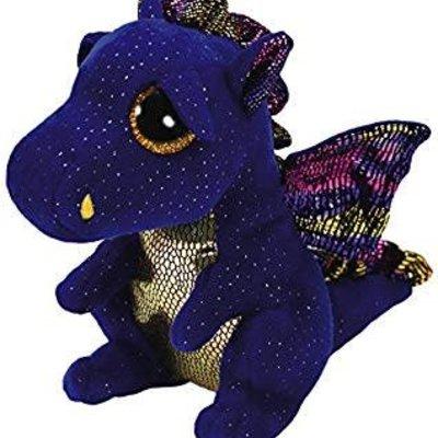 Ty Beanie Boo - Saffire the Blue Dragon