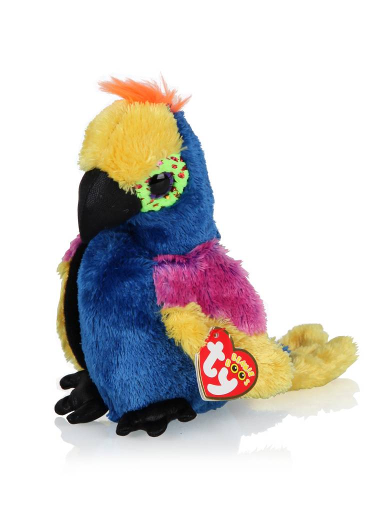 Beanie Boo - Wynnie the Parrot - Celebrations and Toys 1c83a307687