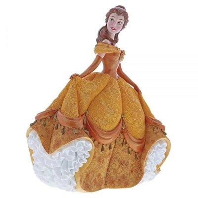 Disney Showcase Disney - Beauty & the Beast - Belle with Yellow Dress