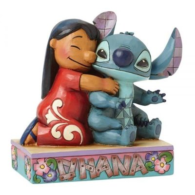 Disney Traditions Disney - Lilo & Stitch - Ohana Means Family