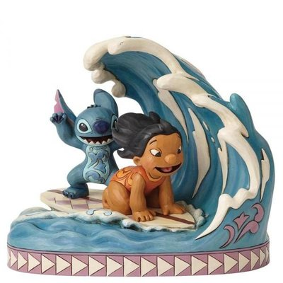 Disney Traditions Disney - Lilo & Stitch - Catch the Wave