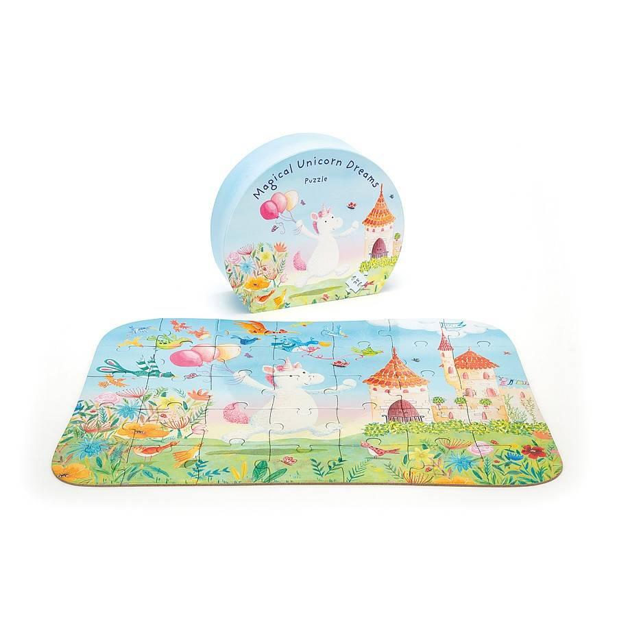 Jellycat Jellycat - Magic Unicorn Dreams - Puzzle ( 35pcs )