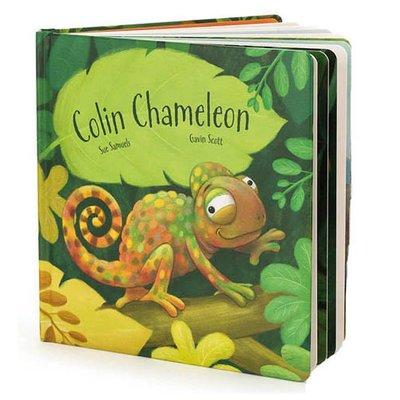 Jellycat - Story Book Jellycat - Colin Chameleon - Book