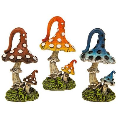 Shudehill Giftware Double Toadstool - Small