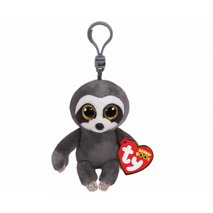 1361d185930 Ty Key Clip - Dangler the Sloth - Celebrations and Toys