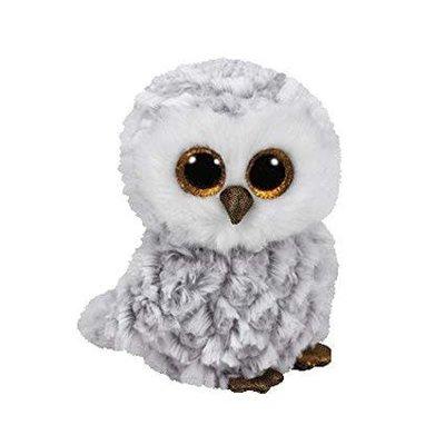 Ty Beanie Boo Buddy - Owlette White Owl