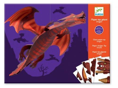 Djeco Giant Hanging Dragon