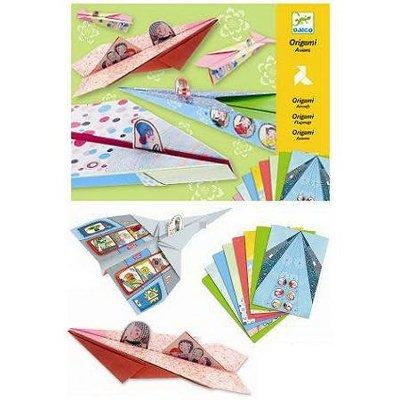 Djeco Origami - Pretty Paper