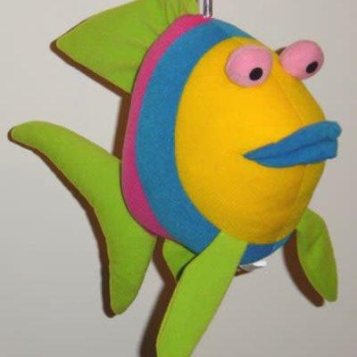 Spring Animal - Angel Fish