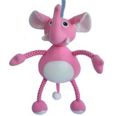 Spring Animal - Spotty Elephant Pink