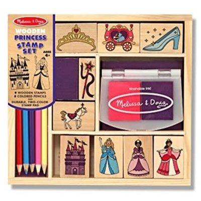 Melissa & Doug Stamp Set - Princess