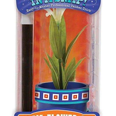 Melissa & Doug Magic in a Snap - Magic Flower Pot