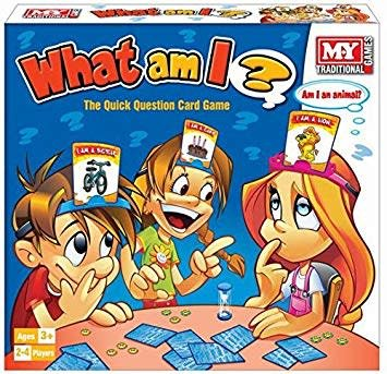 What am I ? - Card Game