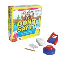 Paul Lamond Games Don't Say It - Game