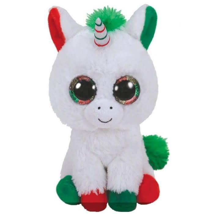 beanie boo candy cane the unicorn xmas 2018 celebrations and toys