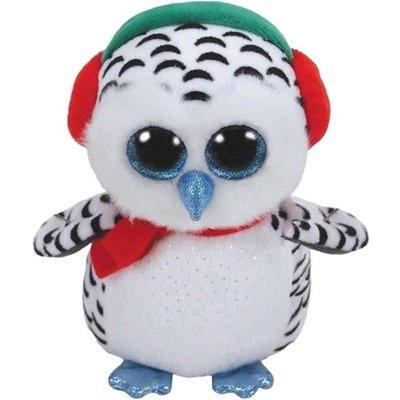 Ty Beanie Boo - Nester the Owl Xmas 2018