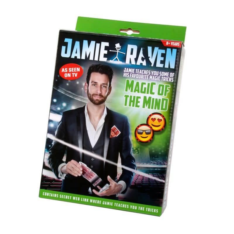 Paul Lamond Games Magic of the Mind - Jamie Raven