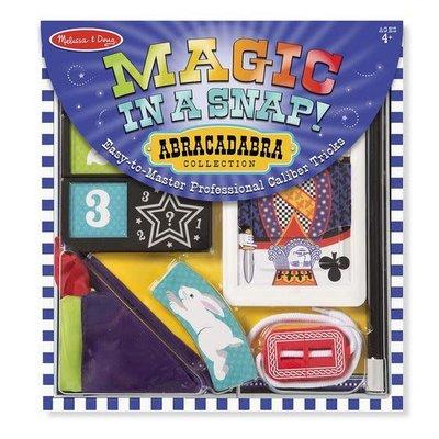 Melissa & Doug Magic in a Snap - Abracadabra
