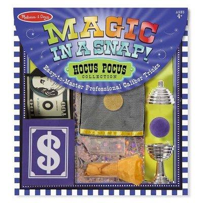 Melissa & Doug Magic in a Snap - Hocus Pocus