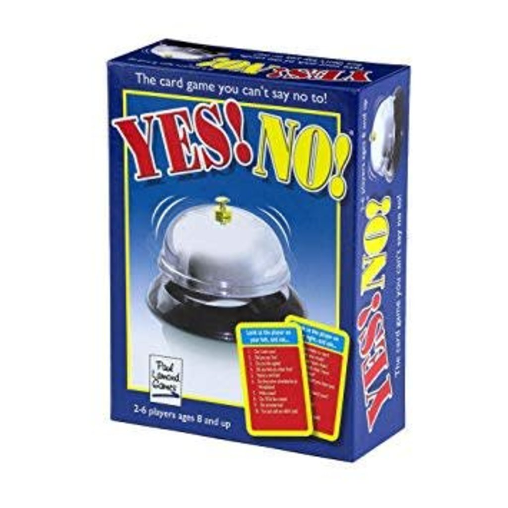 Paul Lamond Games Yes! No! Game
