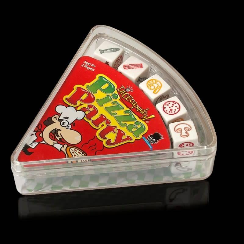 Paul Lamond Games Pizza Party