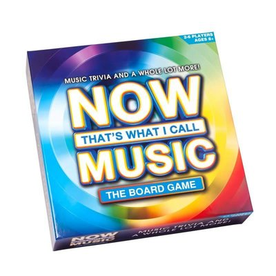 Paul Lamond Games Now That's What I Call Music - Board Game