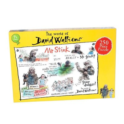 David Walliams 250pcs - David Walliams - Mr Stink Puzzle